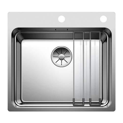 Blanco ETAGON 500 IF/A Single Bowl Inset Kitchen Sink - BL468101
