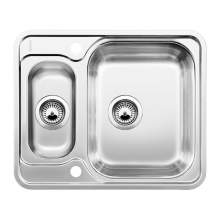 Blanco LANTOS 6-IF 1.5 Bowl Inset Kitchen Sink - BL450905