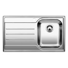 Blanco MEDIAN 45 S Single Bowl Inset Kitchen Sink with Drainer - BL450771