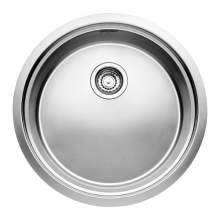 Blanco RONIS-IF Round Bowl Inset Kitchen Sink - BL467025