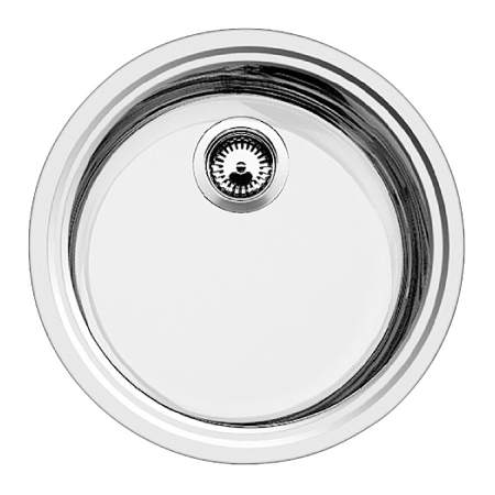 Blanco RONDO SOL-IF Round Bowl Inset Kitchen Sink - BL467027