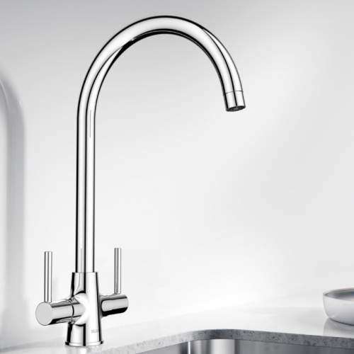 Blanco LOOP Dual Lever Kitchen Tap - BM5700CH
