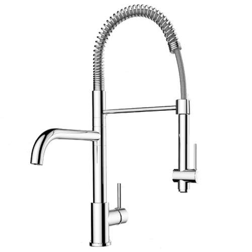 Blanco MASTER-S MINI Professional Kitchen Tap in Chrome - BM3085CH