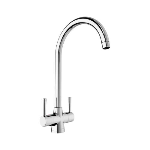 Blanco MAX Dual Lever Kitchen Tap