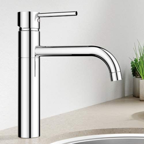 Blanco PIER Single Lever Kitchen Tap in Chrome - BM1120CH