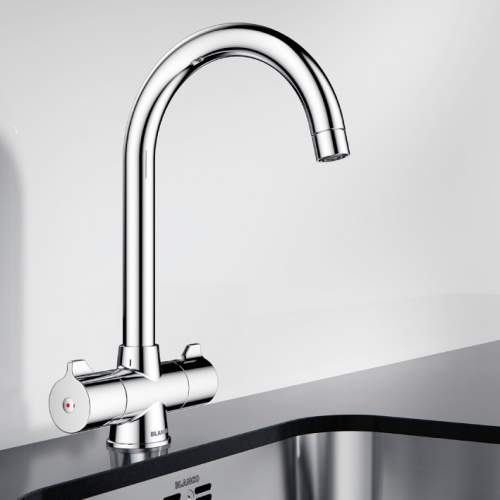 Blanco SPICE Dual Lever Kitchen Tap