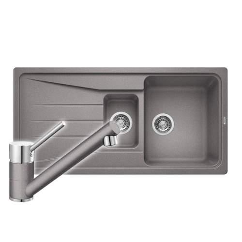 Blanco SONA 6S & PEAK Sink & Tap Pack