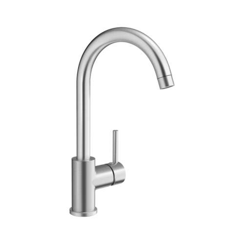 Blanco ENVOY Single Lever Eco Kitchen Tap in Brushed