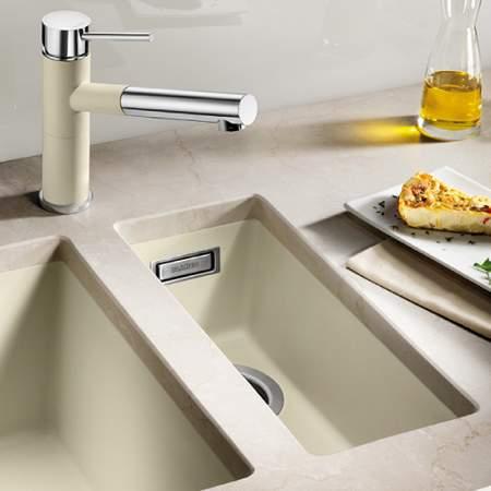 Blanco SUBLINE 160-U Undermount Kitchen Sink