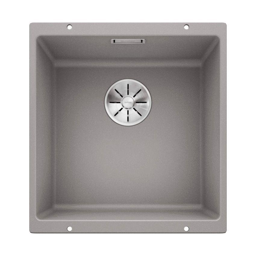 blanco subline 400 u undermount kitchen sink sinks. Black Bedroom Furniture Sets. Home Design Ideas