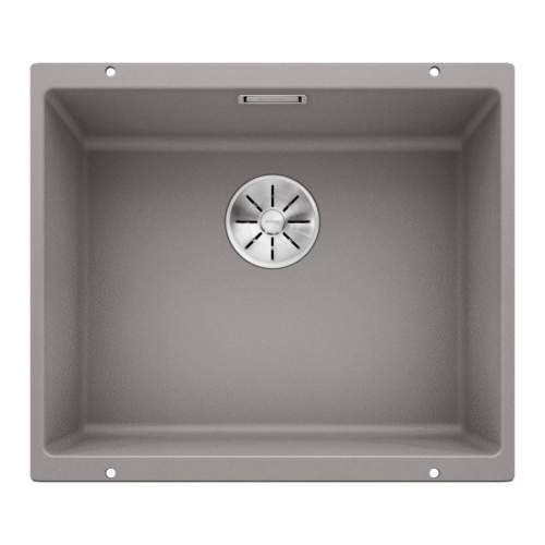 Blanco SUBLINE 500-U Silgranit® PuraDur II® Undermount Kitchen Sink