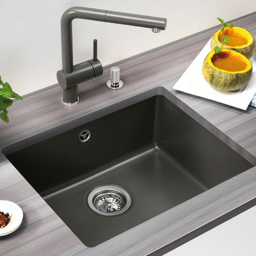 the kitchen sink menu blanco subline 500 u undermount kitchen sink sinks taps 6075