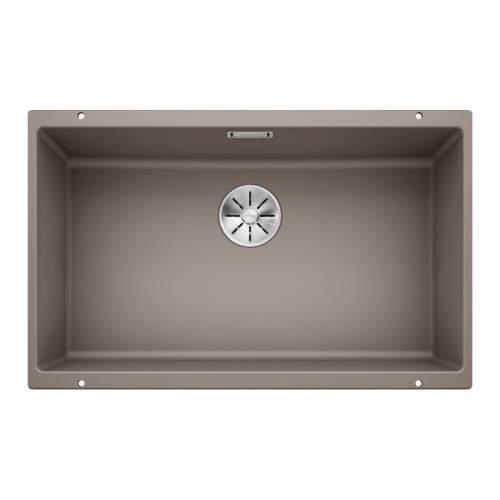 Blanco SUBLINE 700-U Silgranit® PuraDur II® Undermount Kitchen Sink