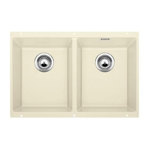 Blanco SUBLINE 350/350-U Silgranit® PuraDur II® Undermount Kitchen Sink