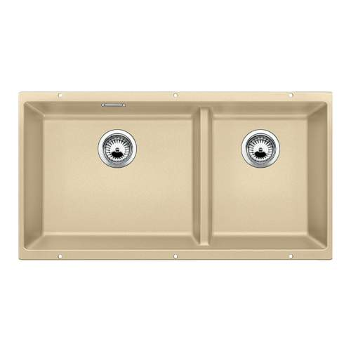 Blanco SUBLINE 480/320-U Silgranit® PuraDur II® Undermount Kitchen Sink
