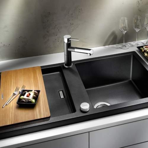Blanco ADON XL 6 S Silgranit® PuraDur II® Inset Kitchen Sink