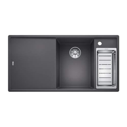 Blanco AXIA III 6 S Silgranit® PuraDur II® Inset Granite Kitchen Sink