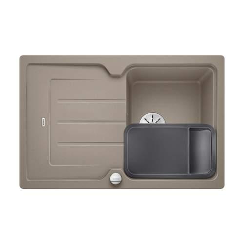 Blanco CLASSIC NEO 45 S Silgranit® PuraDur II® Inset Granite Kitchen Sink