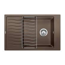 Blanco ELON XL 6 S Silgranit® PuraDur II® Inset Granite Kitchen Sink