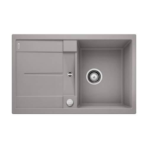 Blanco METRA 45 S Silgranit® PuraDur II® Inset Granite Kitchen Sink