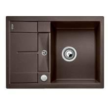 Blanco METRA 45 S COMPACT Silgranit® PuraDur II® Inset Granite Kitchen Sink