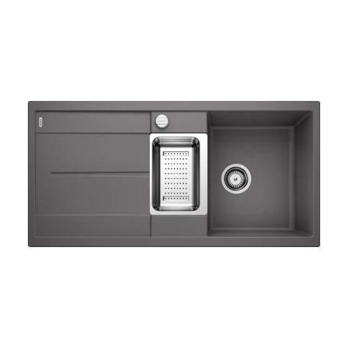 Blanco METRA 6 S Silgranit® PuraDur II® Inset Granite Kitchen Sink