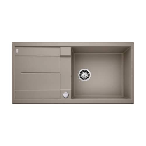 Blanco METRA XL 6 S Silgranit® PuraDur II® Inset Granite Kitchen Sink