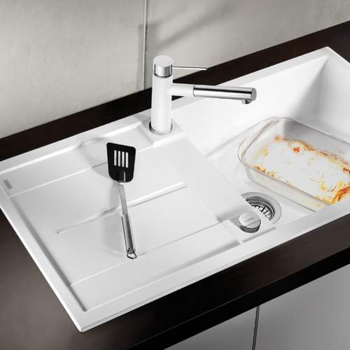 Blanco METRA XL 6 S Silgranit® PuraDur II® Inset Granite Kitchen Sink