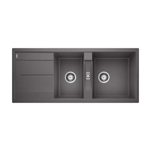 Blanco METRA 8 S Silgranit® PuraDur II® Inset Granite Kitchen Sink