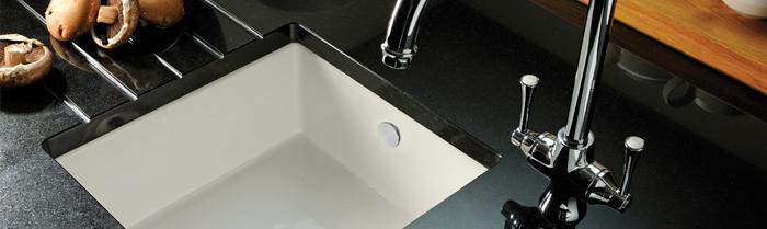 Kitchen taps requiring 1 tap hole form sinks-taps.com