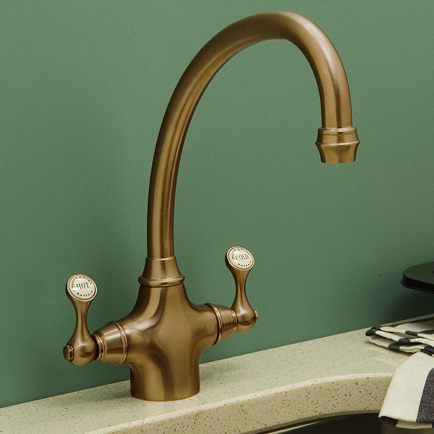 Perrin and Rowe Etruscan 4320 Kitchen Tap - Sinks-Taps.com