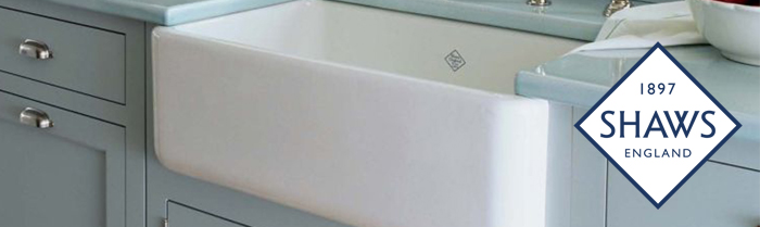 Shaws of Darwen handcrafted Belfast Kitchen Sinks