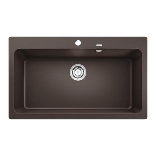 Blanco NAYA XL 9 Silgranit® PuraDur II® Inset Granite Kitchen Sink