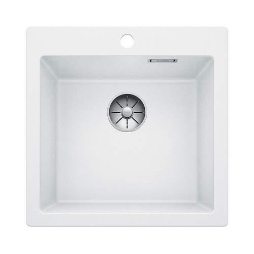 Blanco PLEON 5 Silgranit® PuraDur II® Inset Kitchen Sink
