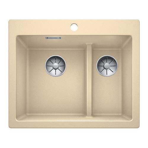 Blanco PLEON 6 SPLIT Silgranit® PuraDur II® Inset Kitchen Sink - BL468197
