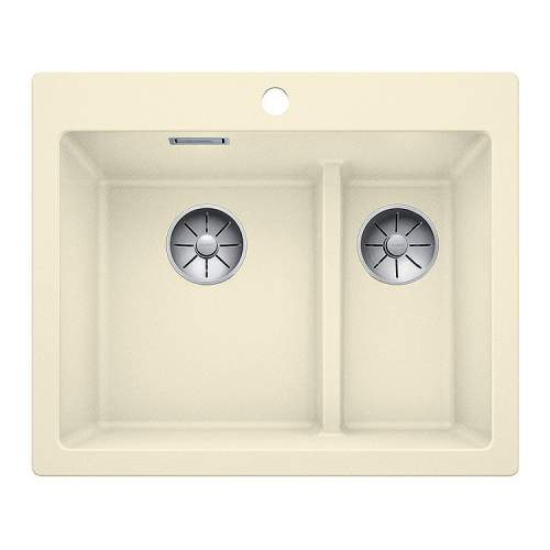 Blanco PLEON 6 SPLIT Silgranit® PuraDur II® Inset Kitchen Sink - BL468199