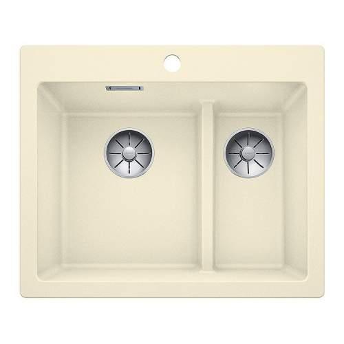 Blanco PLEON 6 SPLIT Silgranit® PuraDur II® Inset Kitchen Sink - BL468199