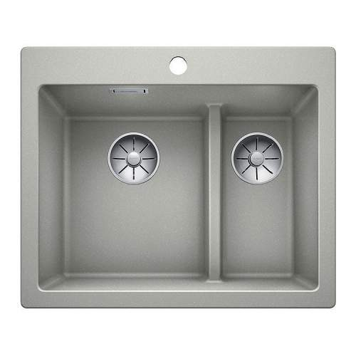 Blanco PLEON 6 SPLIT Silgranit® PuraDur II® Inset Kitchen Sink - BL468200