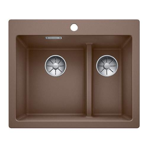 Blanco PLEON 6 SPLIT Silgranit® PuraDur II® Inset Kitchen Sink - BL468204