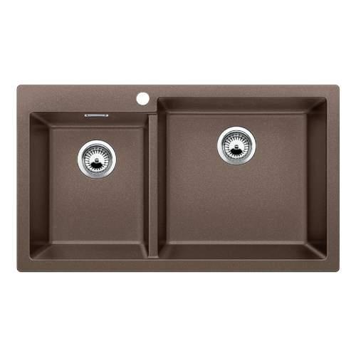 Blanco PLEON 9 Silgranit® PuraDur II® Inset Granite Kitchen Sink