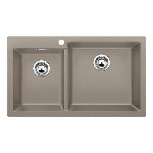 Blanco PLEON 9 Silgranit® PuraDur II® Inset Granite Kitchen Sink