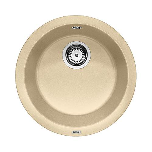 Blanco RONDO Silgranit® PuraDur II® Inset Granite Kitchen Sink