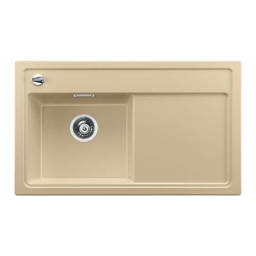 Blanco ZENAR 45 S Silgranit® PuraDur II® Inset Granite Kitchen Sink