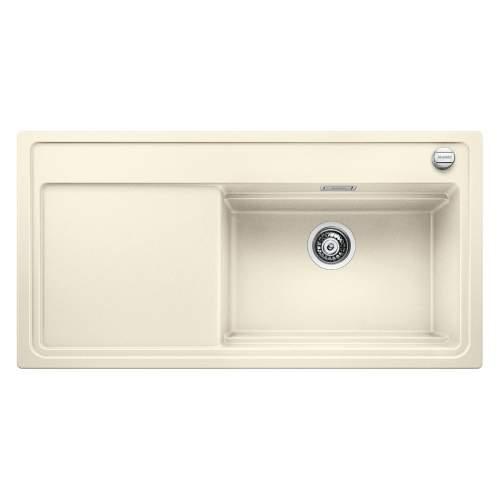 Blanco ZENAR XL 6 S STEAMER PLUS & Glass Board Inset Granite Kitchen Sink