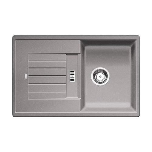 Blanco ZIA 45 S Silgranit® PuraDur II® Inset Granite Kitchen Sink