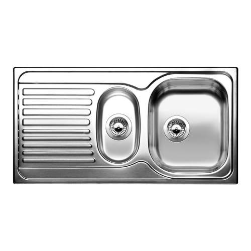 Blanco TOGA 6 S 1.5 Bowl Inset Stainless Steel Kitchen Sink