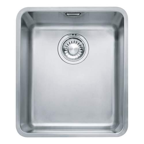 KUBUS KBX110.34 Undermount Kitchen Sink