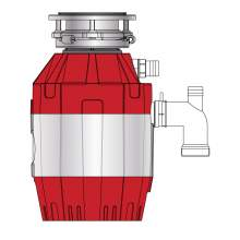 Franke Turbo Elite TE-50 Waste Disposal Unit - 134.0473.235