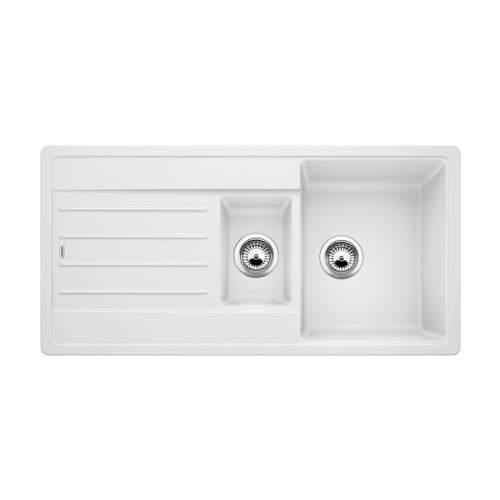 Blanco LEGRA 6 S SILGRANIT 1.5 Bowl Inset Granite Kitchen Sink
