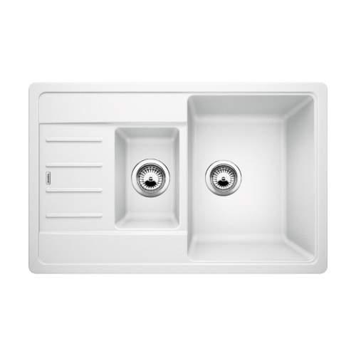 Blanco LEGRA 6 S COMPACT SILGRANIT 1.5 Bowl Compact Granite Kitchen Sink
